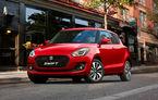 """Recall pentru Suzuki Swift în România: airbag-urile laterale se pot declanșa la """"închiderea mai puternică a portierelor spate"""""""