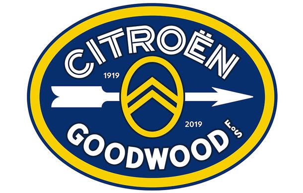 Aniversare în aer liber: Citroen sărbătorește centenarul mărcii în cadrul Goodwood Festival of Speed - Poza 1