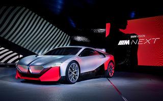 Grupul BMW accelerează planurile de electrificare: gamă de cel puțin 13 modele electrice până în 2023