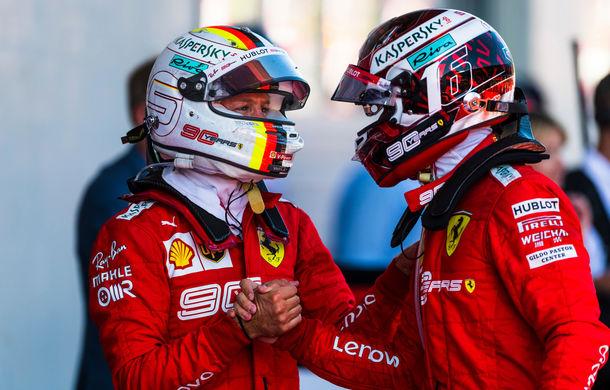 """Ferrari avertizează: """"Nu vom repeta performanța din Austria în fiecare cursă"""" - Poza 1"""