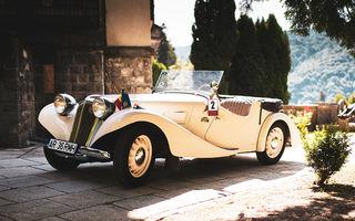 Concursul de Eleganță Sinaia 2019: marele premiu a fost câștigat de un Aero 30 Roadster din 1936 care i-a aparținut Regelui Mihai