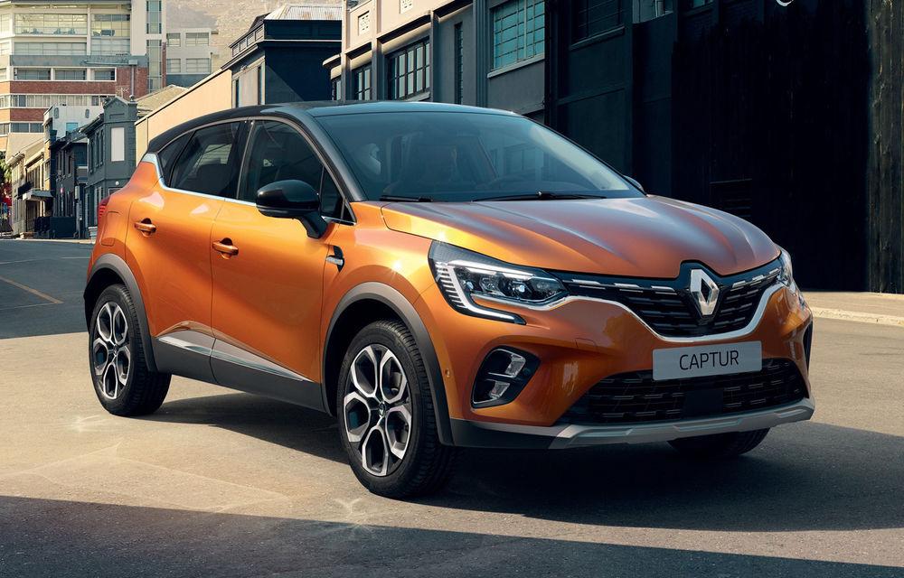 Primele fotografii și informații despre noua generație Renault Captur: tehnologii moderne împrumutate de la Clio și versiune plug-in hybrid - Poza 1