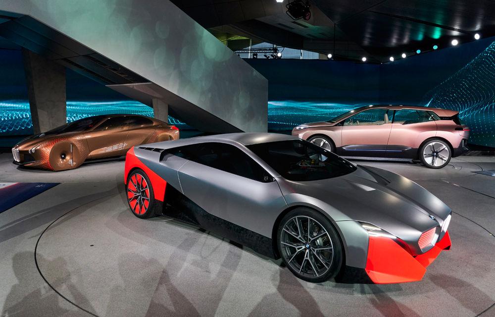 Întâlnire de gradul zero: am discutat cu șefii BMW despre hibridizarea gamei M, despre sunetul electricelor și despre soarta motorului V12 - Poza 1