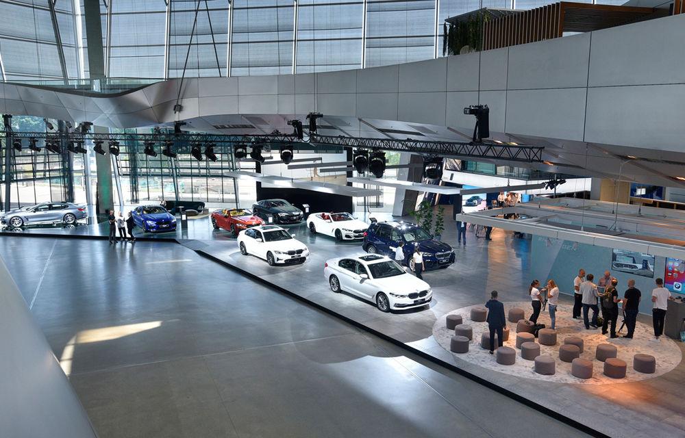Întâlnire de gradul zero: am discutat cu șefii BMW despre hibridizarea gamei M, despre sunetul electricelor și despre soarta motorului V12 - Poza 14