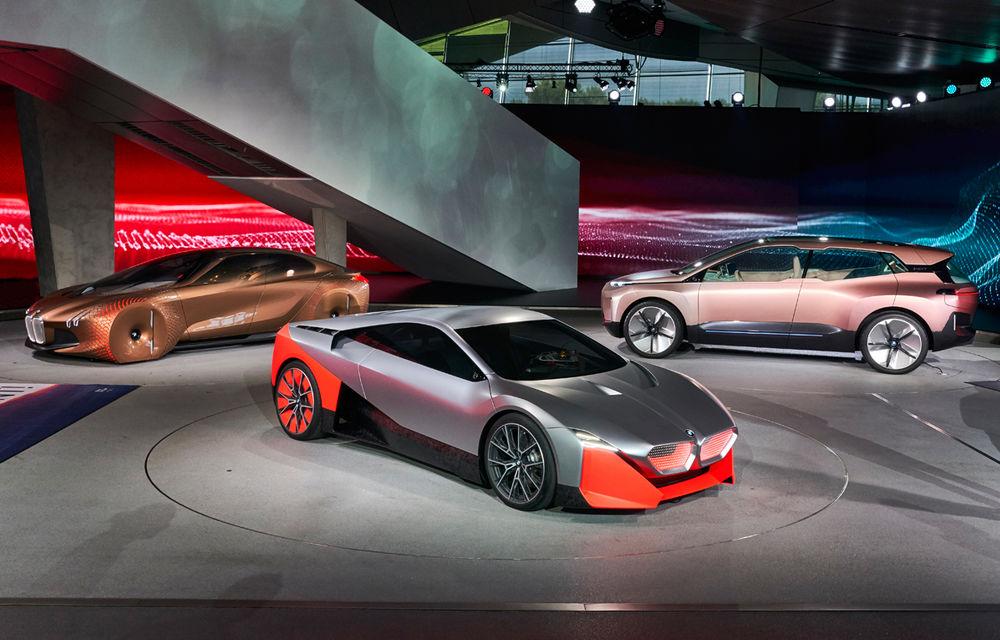 Întâlnire de gradul zero: am discutat cu șefii BMW despre hibridizarea gamei M, despre sunetul electricelor și despre soarta motorului V12 - Poza 4