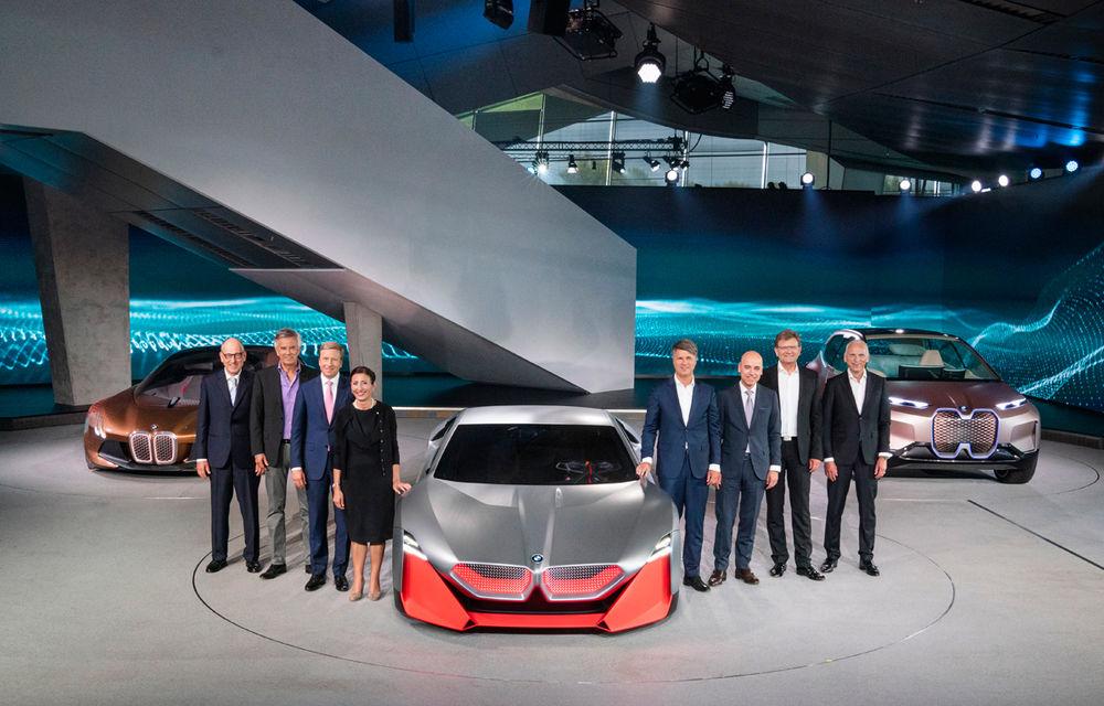 Întâlnire de gradul zero: am discutat cu șefii BMW despre hibridizarea gamei M, despre sunetul electricelor și despre soarta motorului V12 - Poza 3