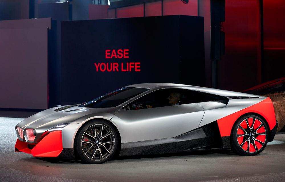 Întâlnire de gradul zero: am discutat cu șefii BMW despre hibridizarea gamei M, despre sunetul electricelor și despre soarta motorului V12 - Poza 2