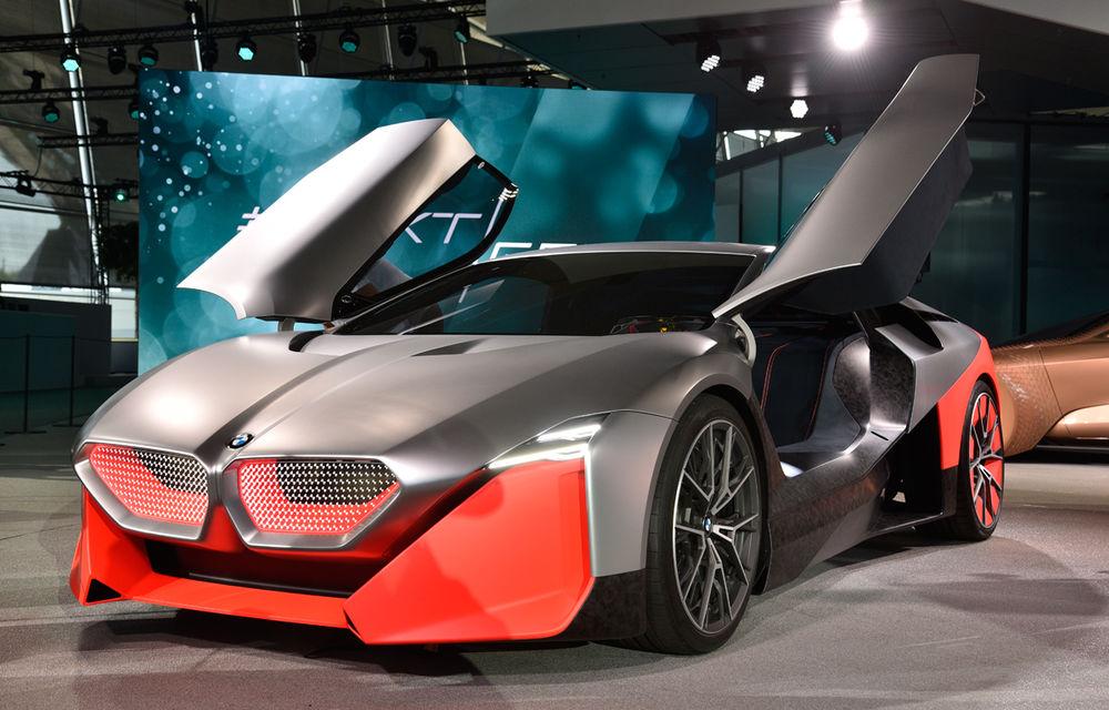 Întâlnire de gradul zero: am discutat cu șefii BMW despre hibridizarea gamei M, despre sunetul electricelor și despre soarta motorului V12 - Poza 6