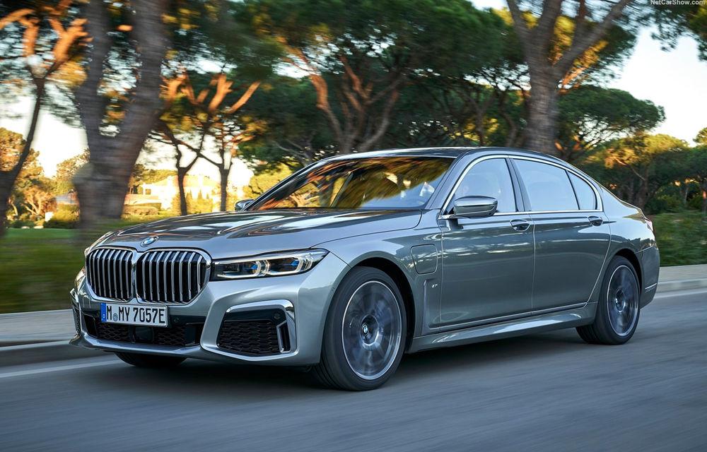 Întâlnire de gradul zero: am discutat cu șefii BMW despre hibridizarea gamei M, despre sunetul electricelor și despre soarta motorului V12 - Poza 25