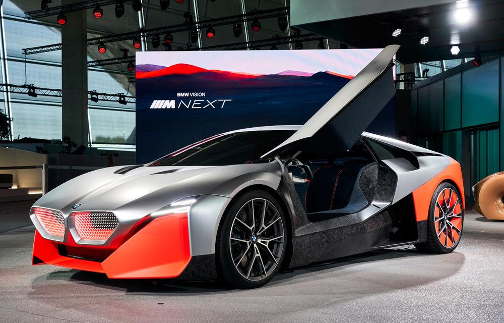 Întâlnire de gradul zero: am discutat cu șefii BMW despre hibridizarea gamei M, despre sunetul electricelor și despre soarta motorului V12 - Poza 9