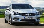 Opel Astra facelift: rivalul lui Ford Focus primește motorizări noi și tehnologii moderne la interior