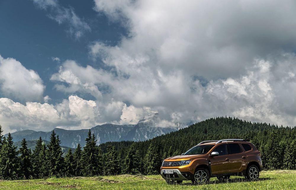 Dacia, la înălțime: test de conexiune cu Duster Connected by Orange - Poza 3