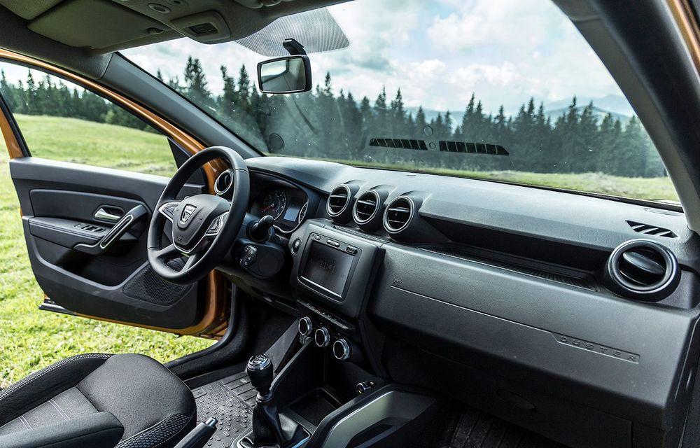 Dacia, la înălțime: test de conexiune cu Duster Connected by Orange - Poza 13