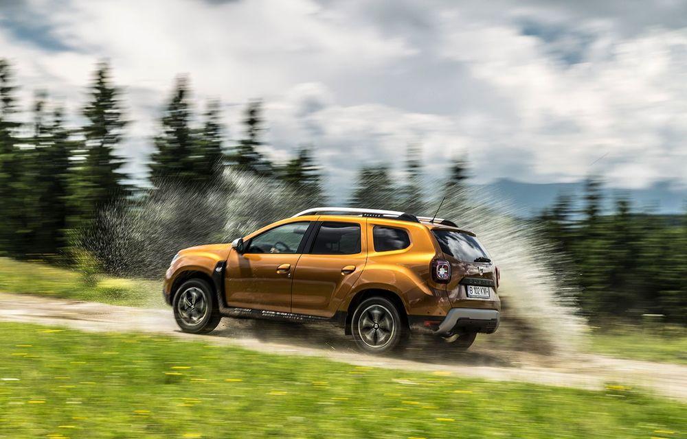Dacia, la înălțime: test de conexiune cu Duster Connected by Orange - Poza 1