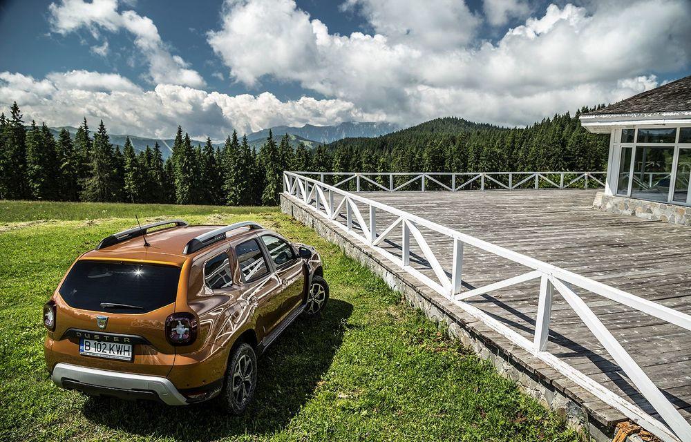 Dacia, la înălțime: test de conexiune cu Duster Connected by Orange - Poza 4