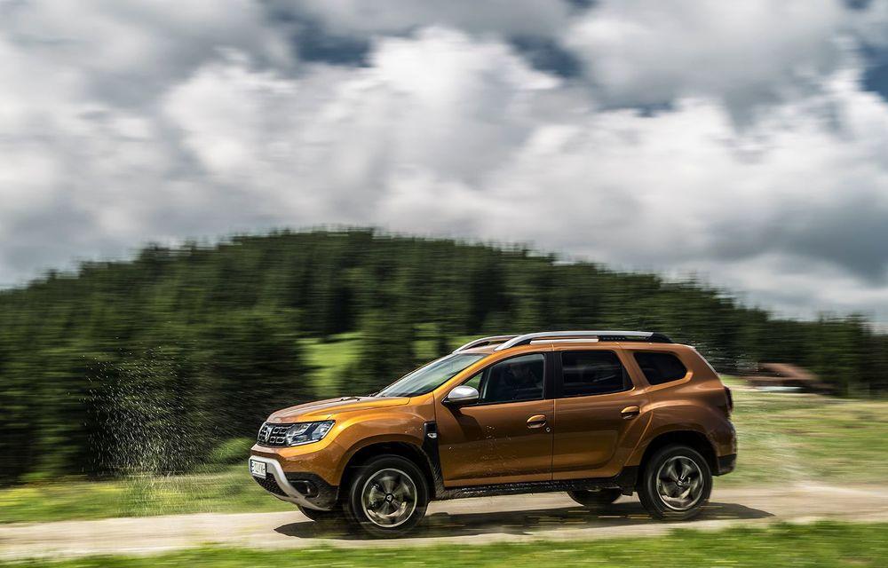 Dacia, la înălțime: test de conexiune cu Duster Connected by Orange - Poza 15