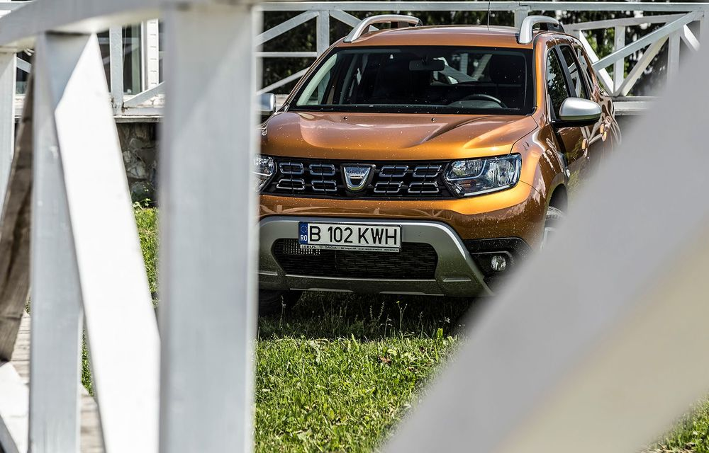 Dacia, la înălțime: test de conexiune cu Duster Connected by Orange - Poza 6