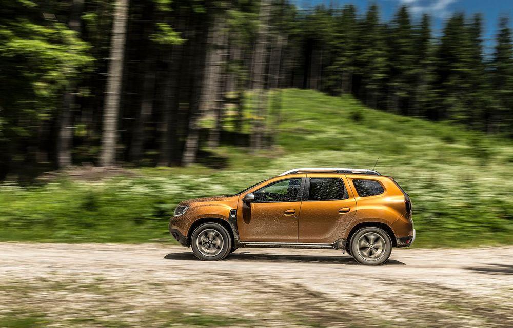 Dacia, la înălțime: test de conexiune cu Duster Connected by Orange - Poza 20