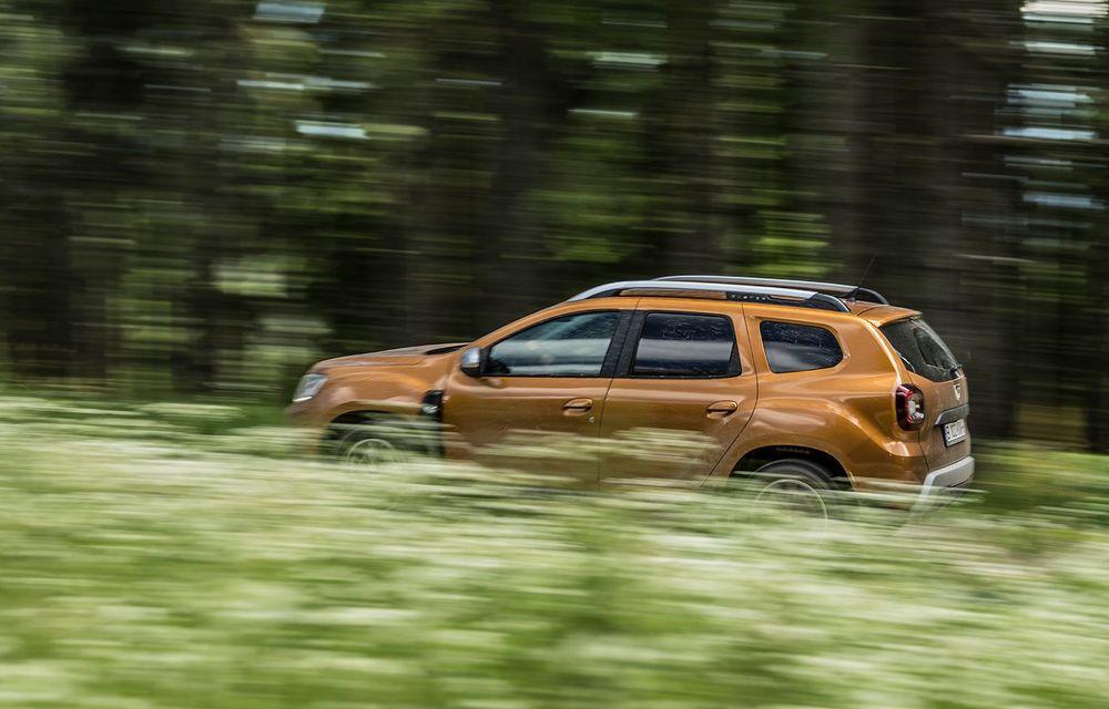 Dacia, la înălțime: test de conexiune cu Duster Connected by Orange - Poza 19