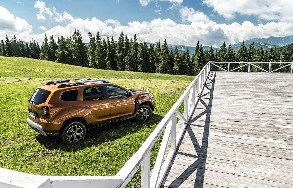 Dacia, la înălțime: test de conexiune cu Duster Connected by Orange - Poza 5