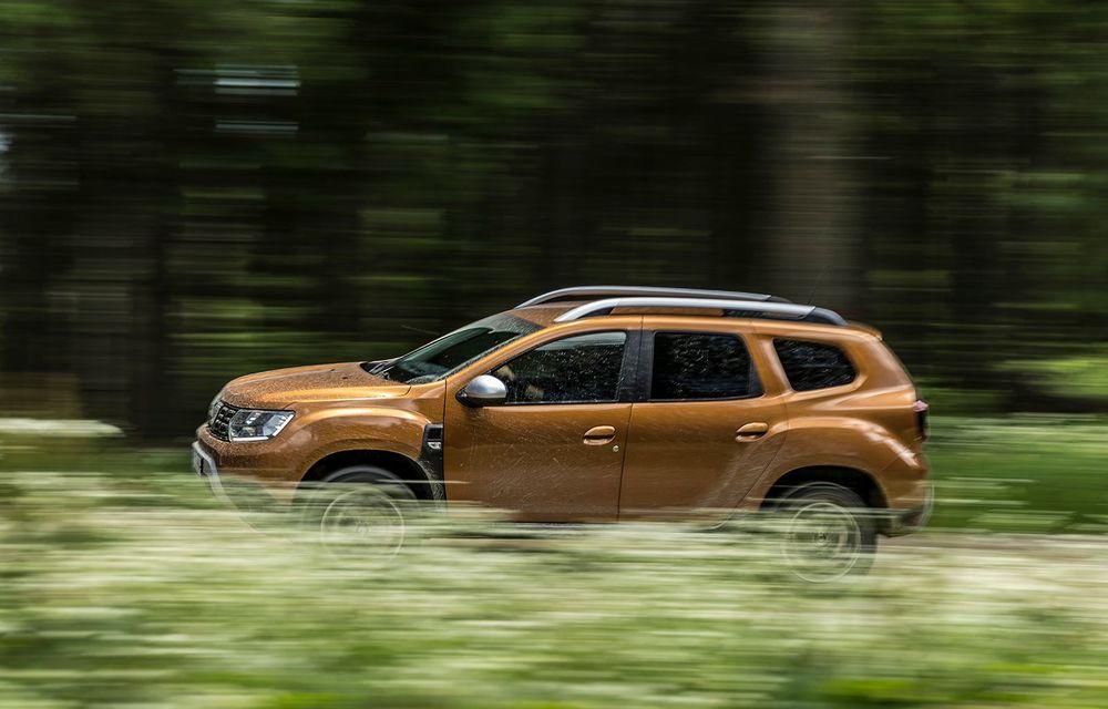 Dacia, la înălțime: test de conexiune cu Duster Connected by Orange - Poza 18