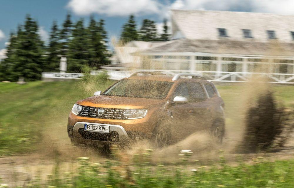 Dacia, la înălțime: test de conexiune cu Duster Connected by Orange - Poza 17