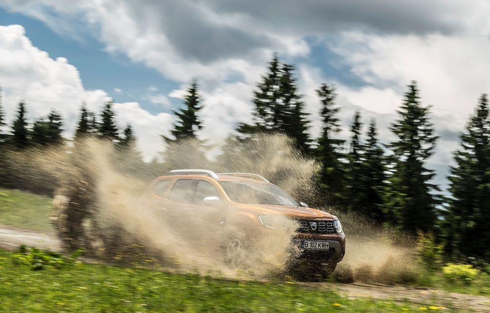 Dacia, la înălțime: test de conexiune cu Duster Connected by Orange - Poza 16