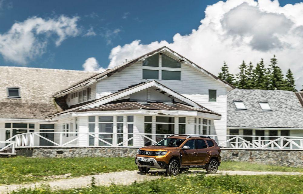 Dacia, la înălțime: test de conexiune cu Duster Connected by Orange - Poza 14