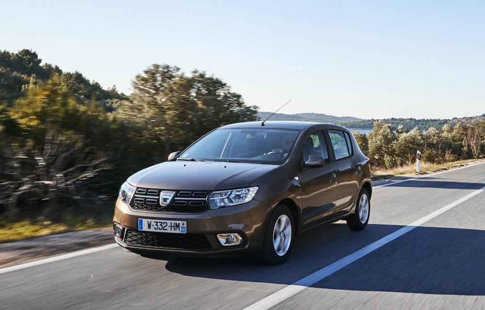 O nouă performanță pentru Dacia: Sandero a fost cea mai vândută mașină în Spania în luna iunie - Poza 1