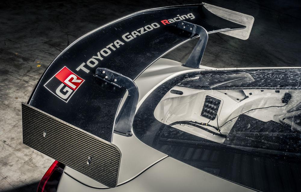 Conceptul Toyota GR Supra GT4 va primi o versiune de serie pentru circuit: lansarea este programată pentru 2020 - Poza 7