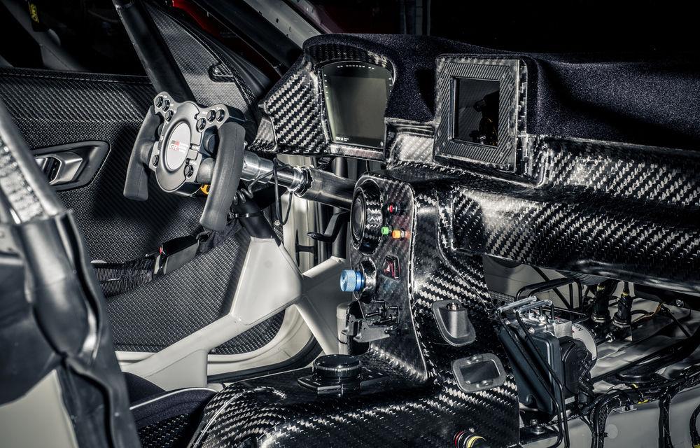 Conceptul Toyota GR Supra GT4 va primi o versiune de serie pentru circuit: lansarea este programată pentru 2020 - Poza 8