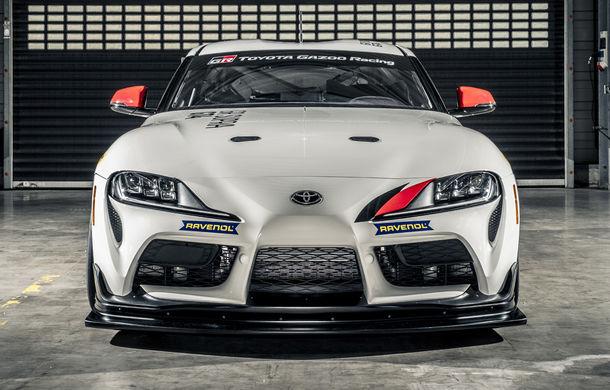 Conceptul Toyota GR Supra GT4 va primi o versiune de serie pentru circuit: lansarea este programată pentru 2020 - Poza 2