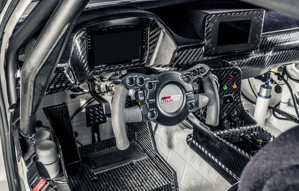 Conceptul Toyota GR Supra GT4 va primi o versiune de serie pentru circuit: lansarea este programată pentru 2020 - Poza 9