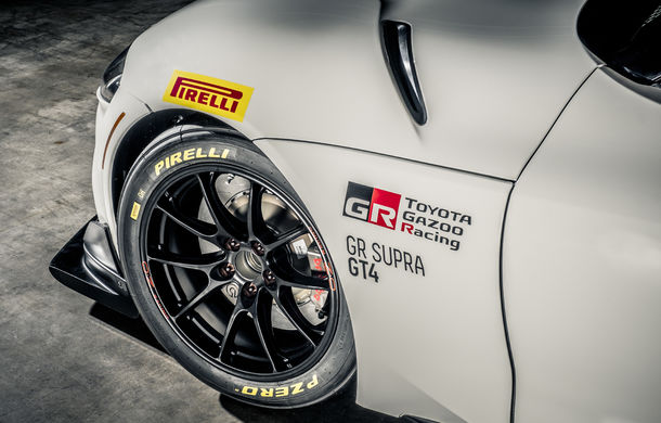 Conceptul Toyota GR Supra GT4 va primi o versiune de serie pentru circuit: lansarea este programată pentru 2020 - Poza 6
