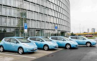 Un nou serviciu de car-sharing în România: Spark va folosi doar mașini electrice și se lansează în 10 iulie