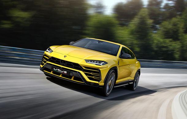 """Lamborghini se așteaptă la vânzări de peste 8.000 de unități în 2019 și anunță că nu are planuri pentru un model electric: """"Clienții noștri nu sunt interesați de astfel de produse"""" - Poza 1"""