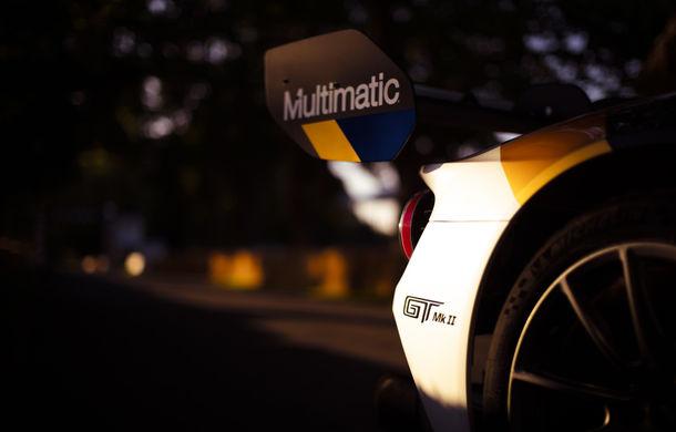 Ford a dezvăluit o versiune de circuit a supercarului GT: noul Ford GT Mk II are 700 de cai putere și costă un milion de euro - Poza 14