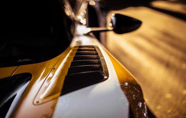 Ford a dezvăluit o versiune de circuit a supercarului GT: noul Ford GT Mk II are 700 de cai putere și costă un milion de euro - Poza 10
