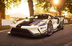 Ford a dezvăluit o versiune de circuit a supercarului GT: noul Ford GT Mk II are 700 de cai putere și costă un milion de euro
