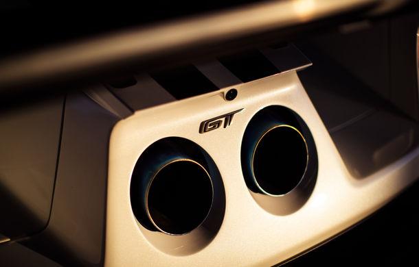 Ford a dezvăluit o versiune de circuit a supercarului GT: noul Ford GT Mk II are 700 de cai putere și costă un milion de euro - Poza 8