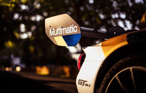 Ford a dezvăluit o versiune de circuit a supercarului GT: noul Ford GT Mk II are 700 de cai putere și costă un milion de euro - Poza 13