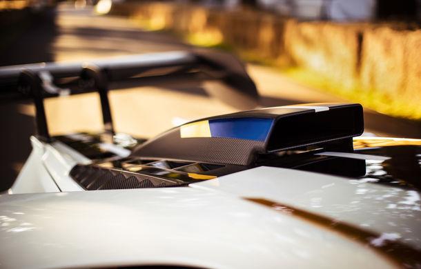 Ford a dezvăluit o versiune de circuit a supercarului GT: noul Ford GT Mk II are 700 de cai putere și costă un milion de euro - Poza 9
