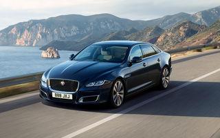 Confirmare: Noul Jaguar XJ va fi 100% electric și va fi produs de anul viitor în Marea Britanie