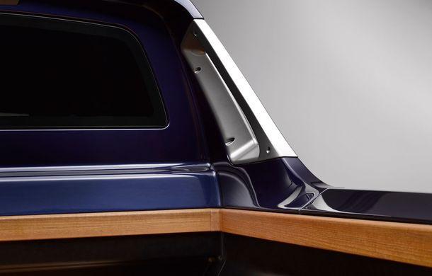 Proiect inedit: un BMW X7 a fost transformat în pick-up de stagiarii din cadrul uzinei din Munchen - Poza 20