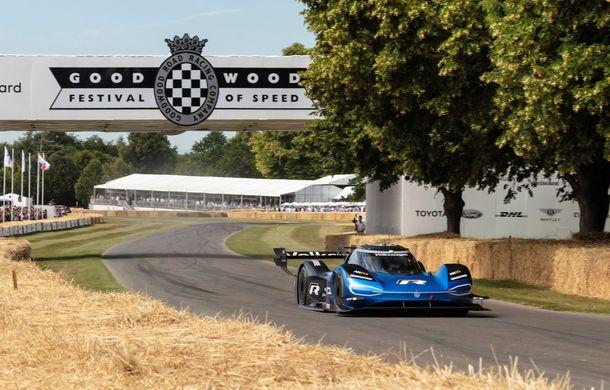 Record doborât: prototipul electric Volkswagen ID R a stabilit un nou timp de referință al traseului de la Goodwood - Poza 2