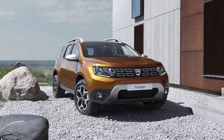 Producția Dacia la uzina de la Mioveni a crescut cu 9% în prima jumătate a anului: peste 191.000 de unități