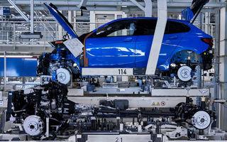 Noua generație BMW Seria 1 a intrat pe linia de producție: hatchback-ul compact este asamblat la uzina din Leipzig