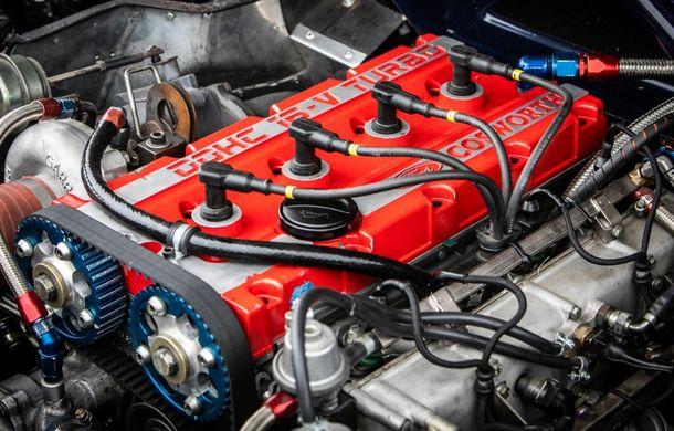 Un Ford Sierra RS500 Cosworth va fi scos la licitație: prețul estimat de specialiști trece de 165.000 de euro - Poza 6