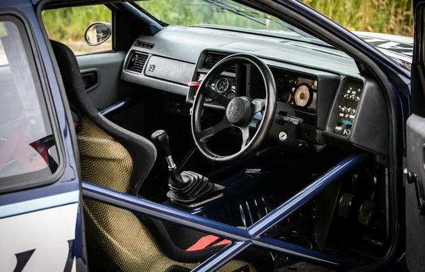 Un Ford Sierra RS500 Cosworth va fi scos la licitație: prețul estimat de specialiști trece de 165.000 de euro - Poza 5