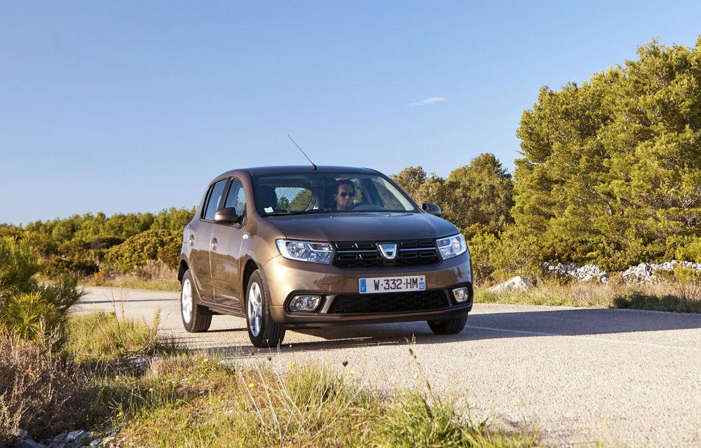 Dacia Sandero și Duster, în top 10 cele mai înmatriculate modele în Franța în prima jumătate a anului - Poza 1